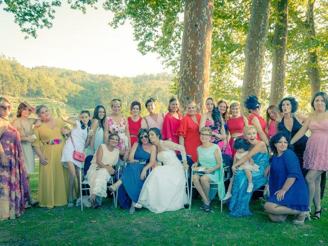 La boda de Luis y Cintia en Soutomaior, Pontevedra 45