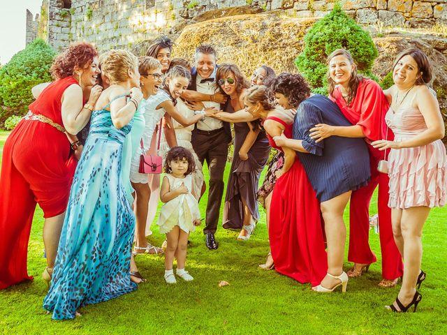 La boda de Luis y Cintia en Soutomaior, Pontevedra 47
