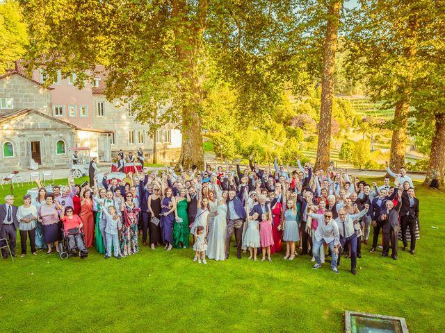 La boda de Luis y Cintia en Soutomaior, Pontevedra 50