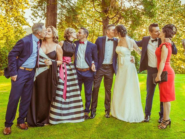 La boda de Luis y Cintia en Soutomaior, Pontevedra 51