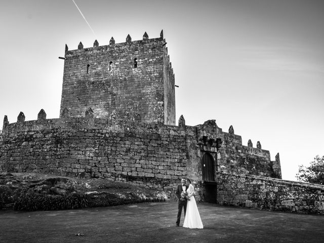 La boda de Luis y Cintia en Soutomaior, Pontevedra 53