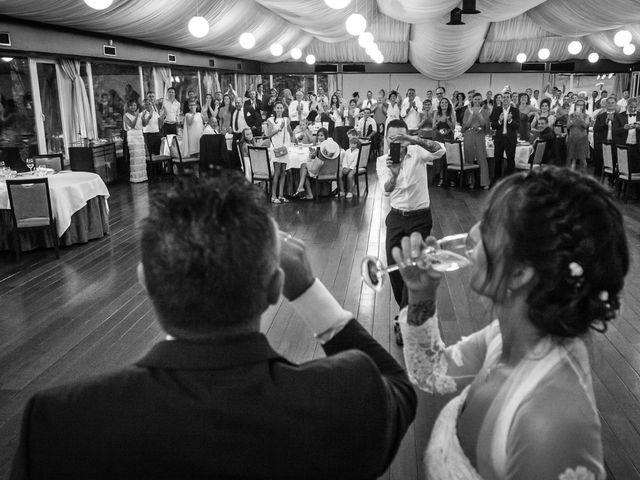 La boda de Luis y Cintia en Soutomaior, Pontevedra 54