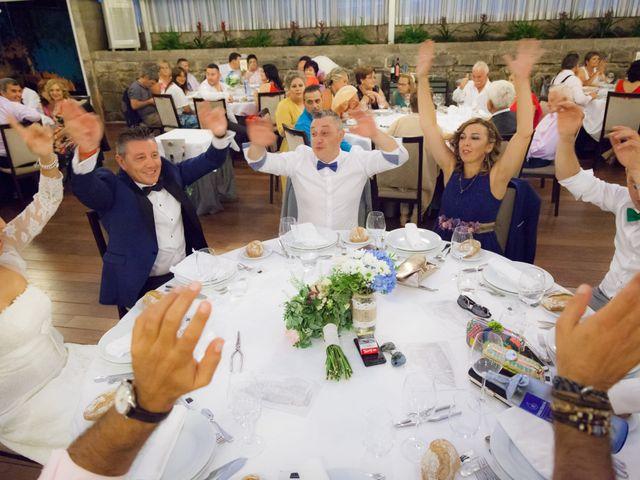 La boda de Luis y Cintia en Soutomaior, Pontevedra 55