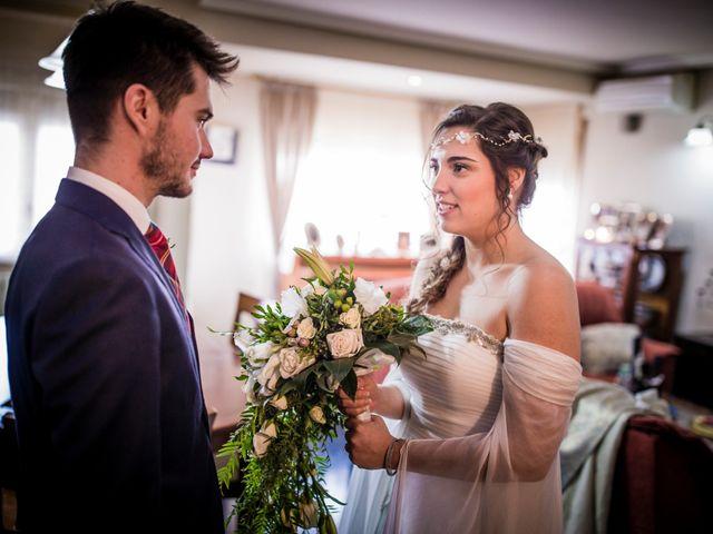 La boda de Adrià y Luz en Alcañiz, Teruel 50