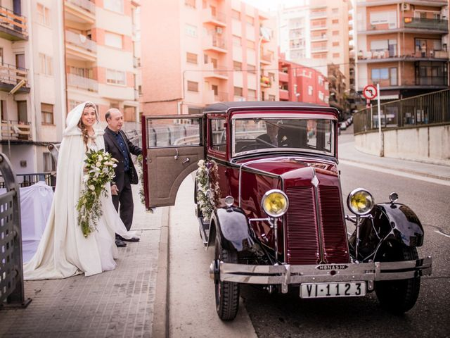 La boda de Adrià y Luz en Alcañiz, Teruel 55