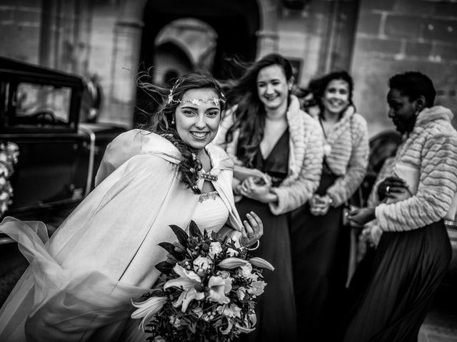 La boda de Adrià y Luz en Alcañiz, Teruel 61