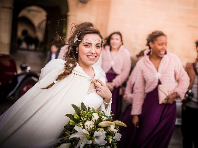 La boda de Adrià y Luz en Alcañiz, Teruel 63