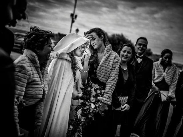 La boda de Adrià y Luz en Alcañiz, Teruel 65