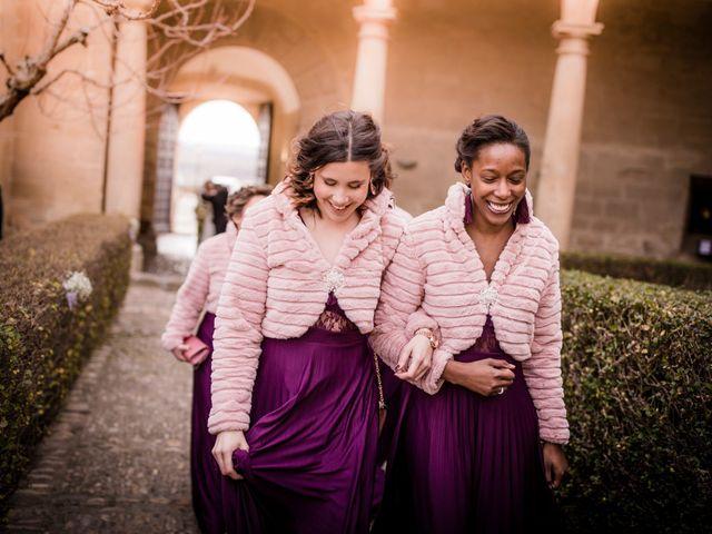 La boda de Adrià y Luz en Alcañiz, Teruel 67