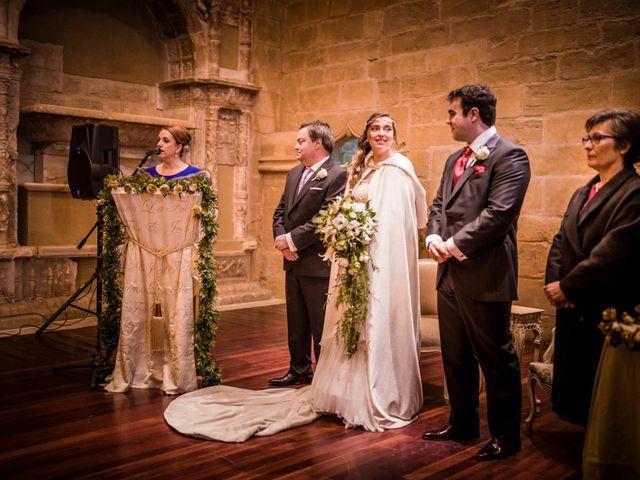La boda de Adrià y Luz en Alcañiz, Teruel 80
