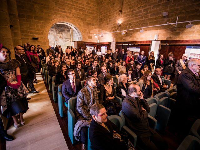 La boda de Adrià y Luz en Alcañiz, Teruel 81