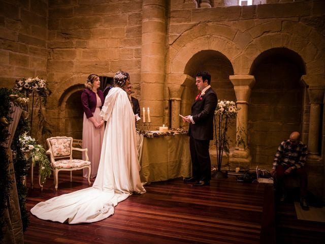 La boda de Adrià y Luz en Alcañiz, Teruel 92