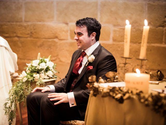 La boda de Adrià y Luz en Alcañiz, Teruel 96