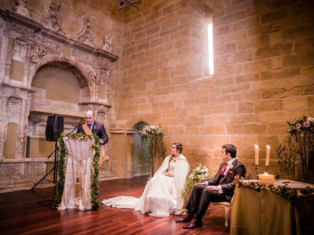 La boda de Adrià y Luz en Alcañiz, Teruel 97