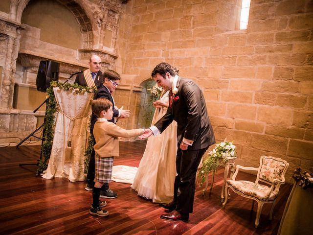 La boda de Adrià y Luz en Alcañiz, Teruel 100