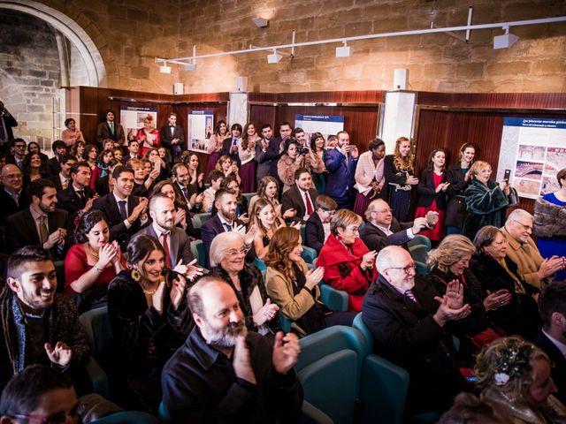 La boda de Adrià y Luz en Alcañiz, Teruel 105