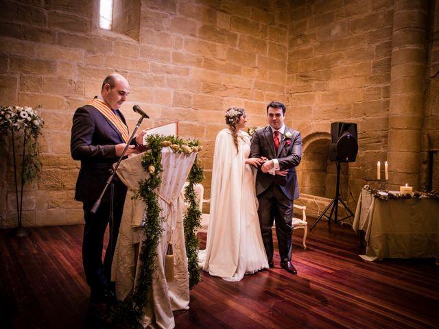 La boda de Adrià y Luz en Alcañiz, Teruel 106
