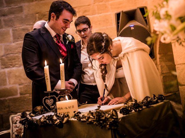 La boda de Adrià y Luz en Alcañiz, Teruel 107