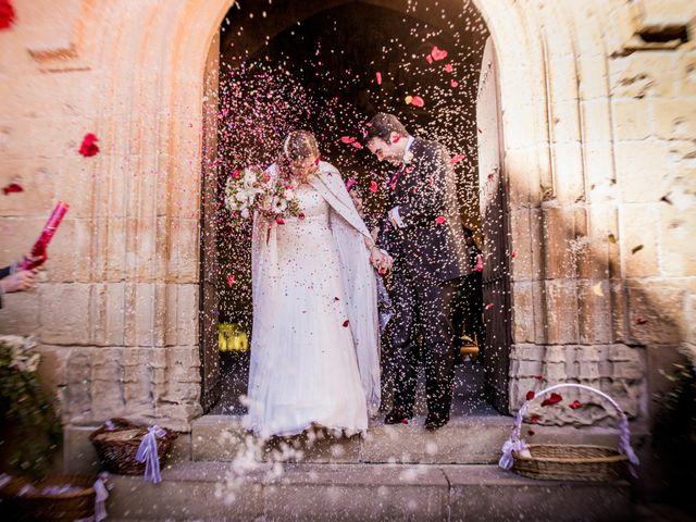 La boda de Adrià y Luz en Alcañiz, Teruel 112