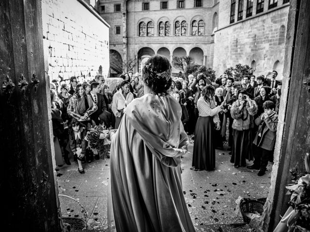 La boda de Adrià y Luz en Alcañiz, Teruel 113