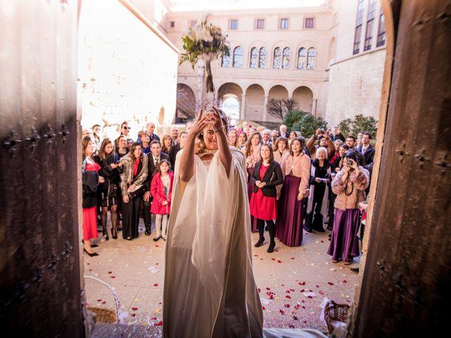 La boda de Adrià y Luz en Alcañiz, Teruel 114