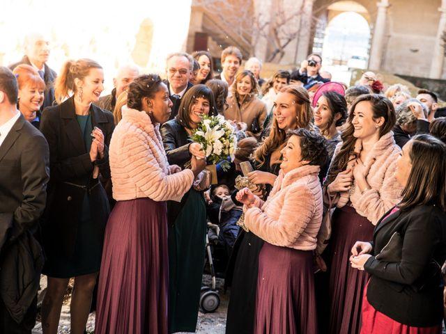La boda de Adrià y Luz en Alcañiz, Teruel 116