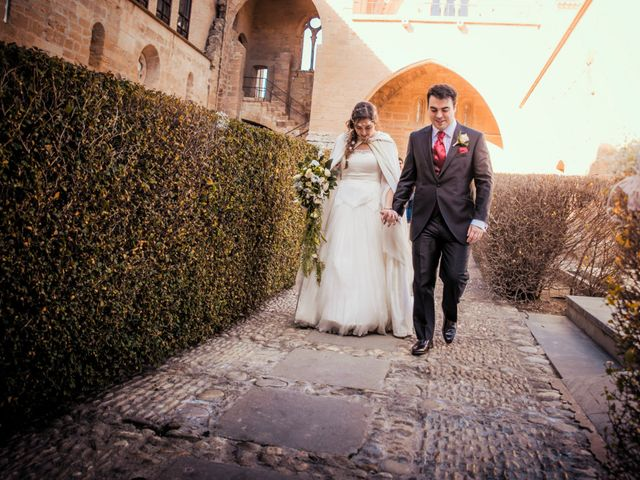 La boda de Adrià y Luz en Alcañiz, Teruel 119