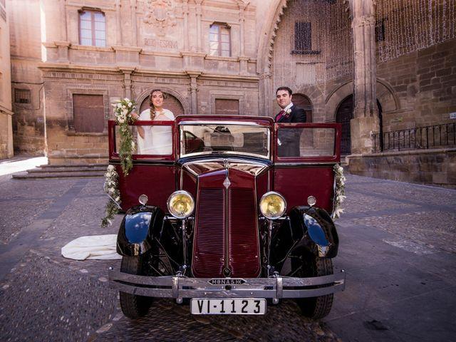 La boda de Adrià y Luz en Alcañiz, Teruel 121