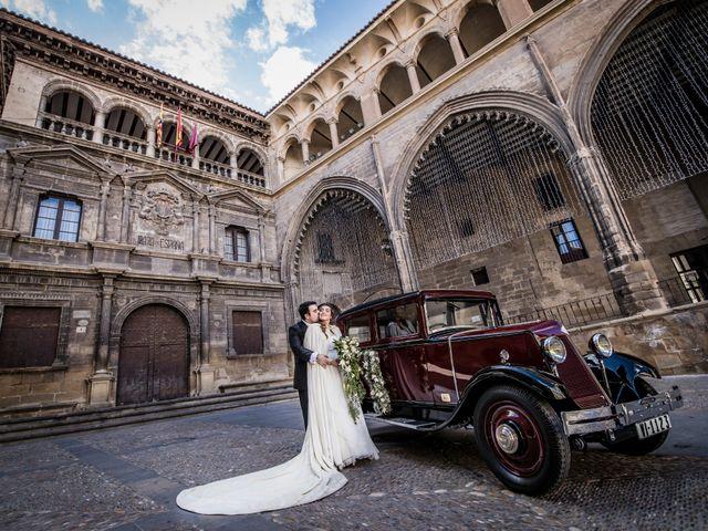 La boda de Adrià y Luz en Alcañiz, Teruel 122