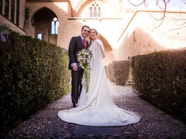 La boda de Adrià y Luz en Alcañiz, Teruel 123