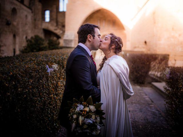 La boda de Adrià y Luz en Alcañiz, Teruel 124