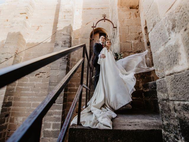 La boda de Adrià y Luz en Alcañiz, Teruel 130