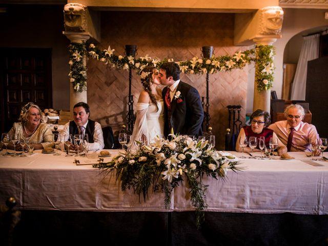 La boda de Adrià y Luz en Alcañiz, Teruel 148