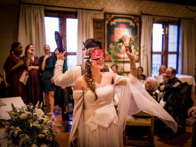 La boda de Adrià y Luz en Alcañiz, Teruel 153