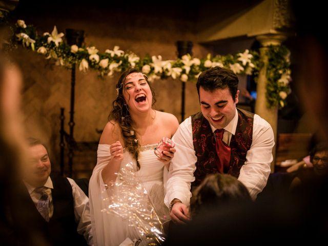 La boda de Adrià y Luz en Alcañiz, Teruel 162
