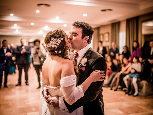 La boda de Adrià y Luz en Alcañiz, Teruel 171