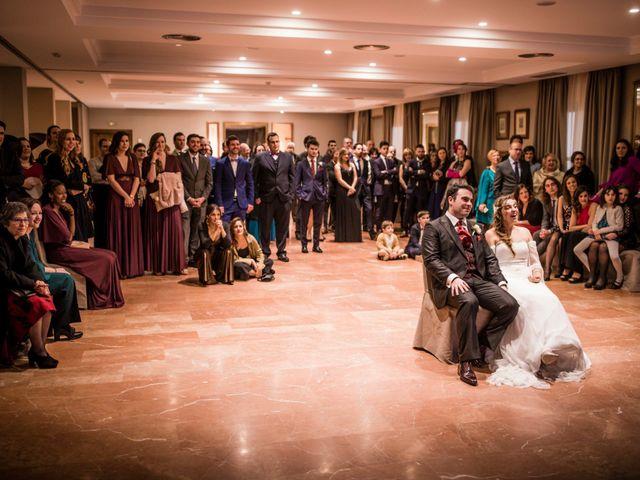 La boda de Adrià y Luz en Alcañiz, Teruel 172