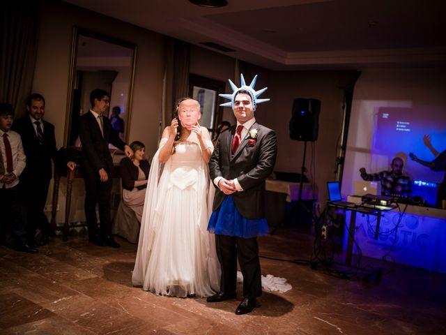 La boda de Adrià y Luz en Alcañiz, Teruel 173