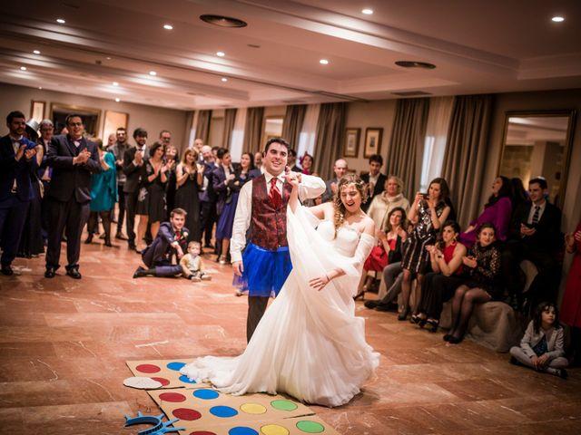 La boda de Adrià y Luz en Alcañiz, Teruel 176