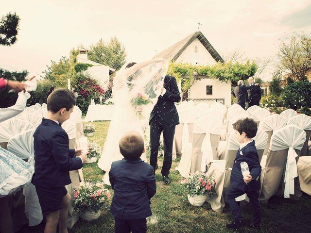 La boda de Jorge y Laura en Catarroja, Valencia 10