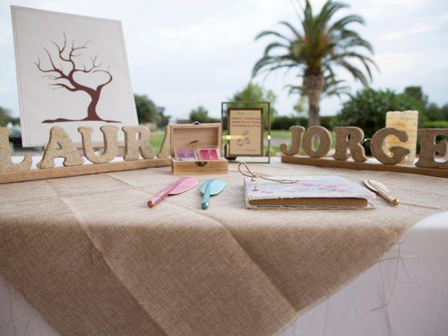 La boda de Jorge y Laura en Catarroja, Valencia 16