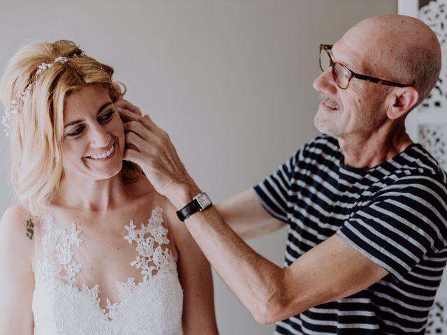 La boda de Kike y Ivonne en Malgrat De Mar, Barcelona 11