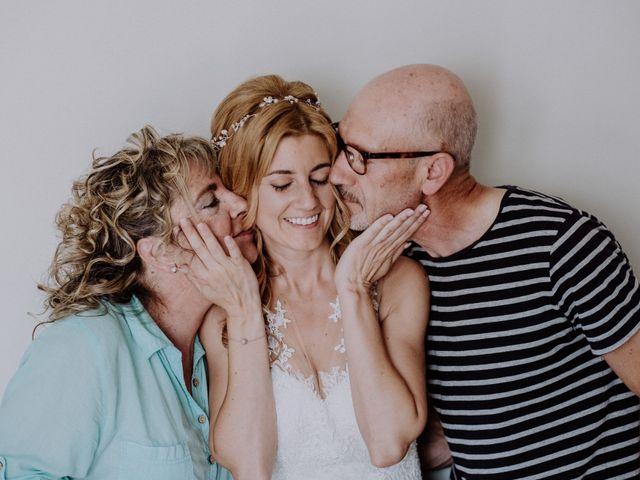 La boda de Kike y Ivonne en Malgrat De Mar, Barcelona 16
