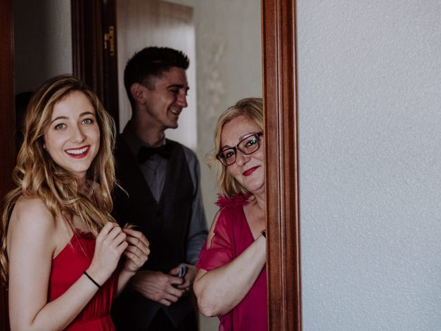 La boda de Kike y Ivonne en Malgrat De Mar, Barcelona 34