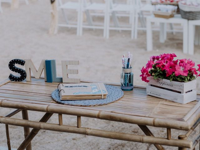 La boda de Kike y Ivonne en Malgrat De Mar, Barcelona 35