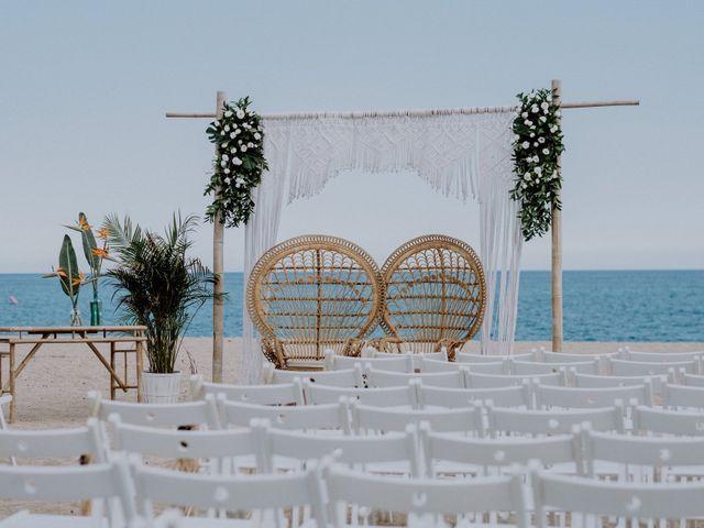 La boda de Kike y Ivonne en Malgrat De Mar, Barcelona 38