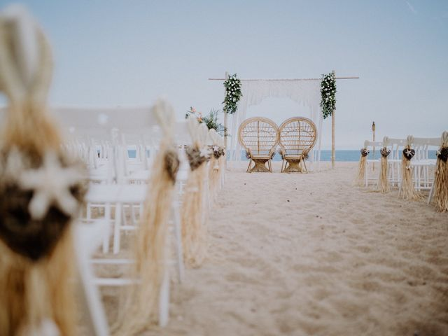 La boda de Kike y Ivonne en Malgrat De Mar, Barcelona 40