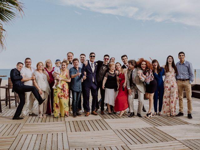 La boda de Kike y Ivonne en Malgrat De Mar, Barcelona 44