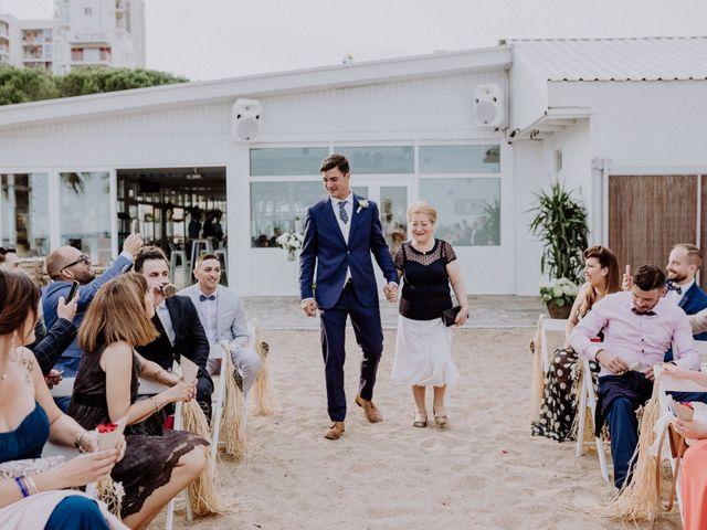 La boda de Kike y Ivonne en Malgrat De Mar, Barcelona 48