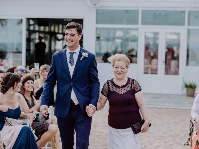 La boda de Kike y Ivonne en Malgrat De Mar, Barcelona 49